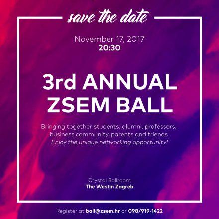ZSEM Annual Ball
