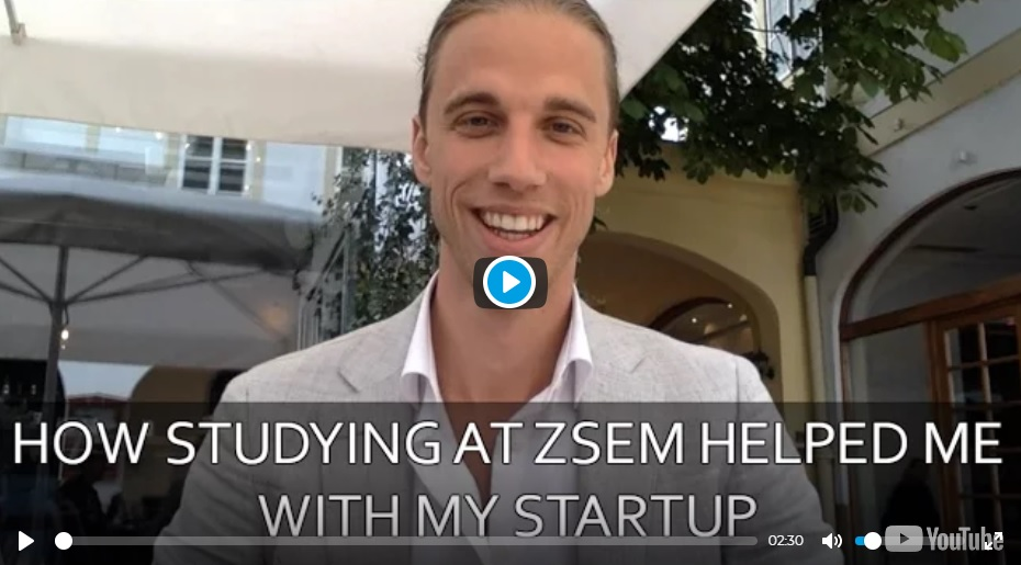 ZSEM entrepreneur from Luxembourg [Video Interview]