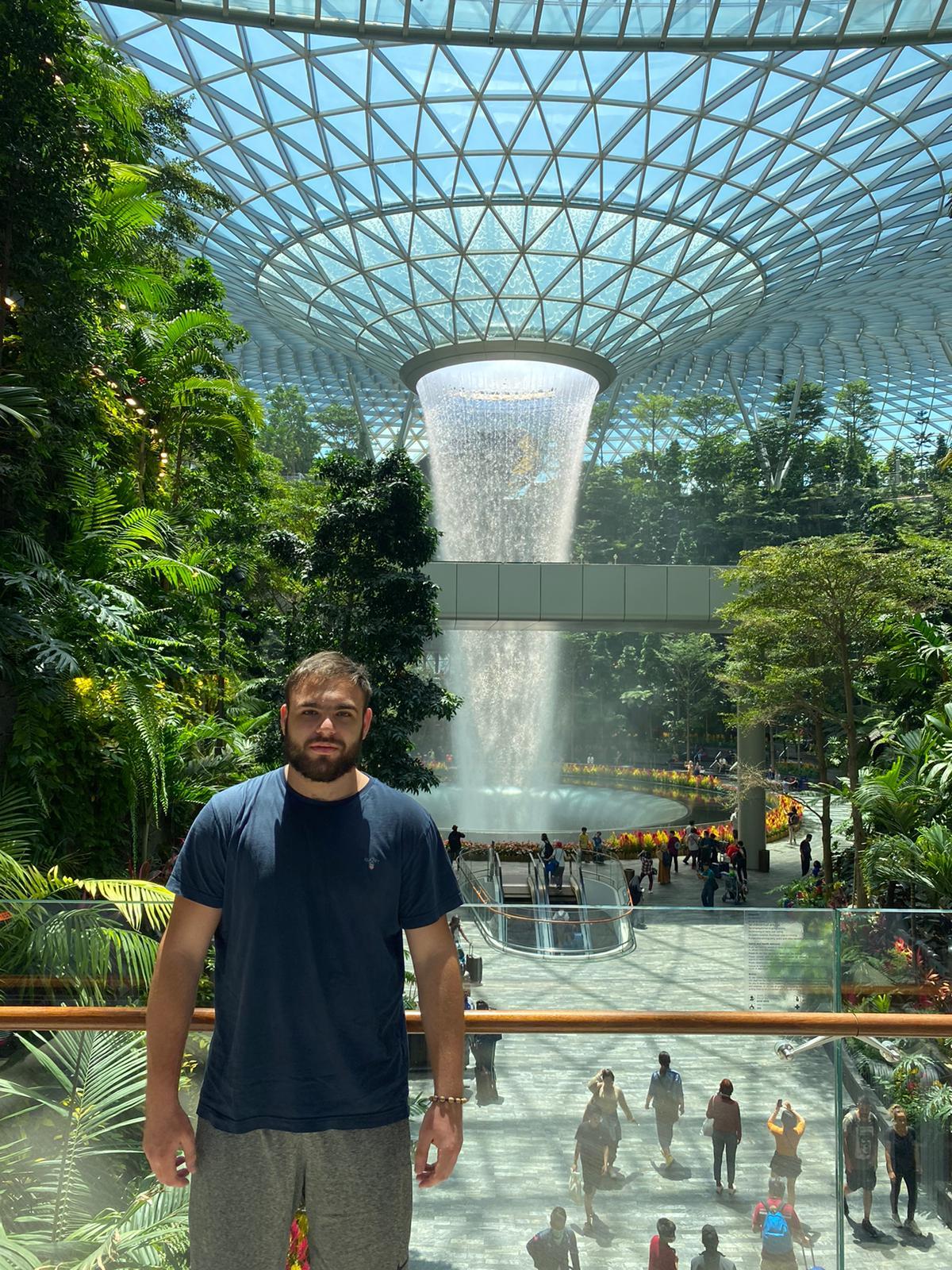 Ante Gotovina: Studirati u Singapuru u doba korone