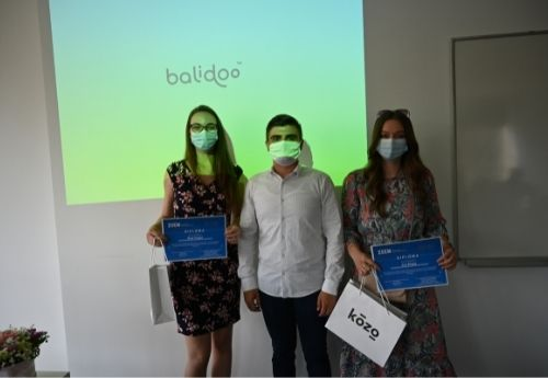 ZŠEM Studentski projekti za Kozo i Balidoo