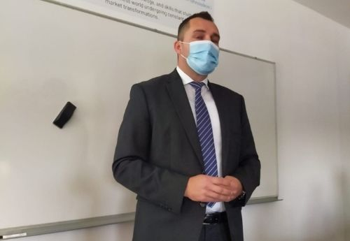 Igor Radić, savjetnik ministrice za turizam i sport